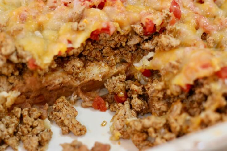 Flavor packed - Mexican Casserole Recipe
