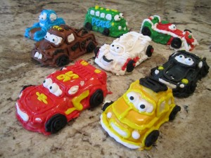 Cars 2 Close Up