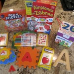 Preschool Alphabet – A is for Apple