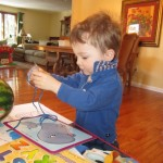 Preschool Alphabet Games – W is for Watermelon