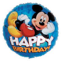 Mickey Mouse Birthday Party Mickey Mouse Ballon