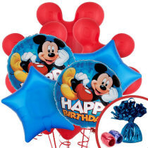 Mickey Mouse Birthday Party Mickey Mouse Balloons
