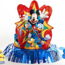 Mickey Mouse Birthday Party Mickey Mouse Clubhouse Centerpiece