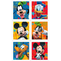 New Mickey Mouse Birthday Party Stickers