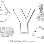 "Preschool Alphabet Games - Letter ""Y"""