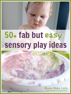 SensoryPlayIdeas