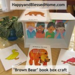 Children Books: A Brown Bear Book Box