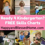Pre-school Prep for Kindergarten