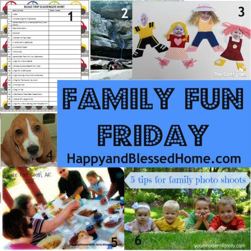 Family Fun Friday July 4 2012