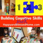 Pre-school Prep for Kindergarten – Cognitive