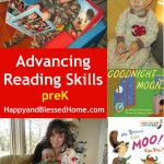 Advancing Pre-School Reading Behaviors