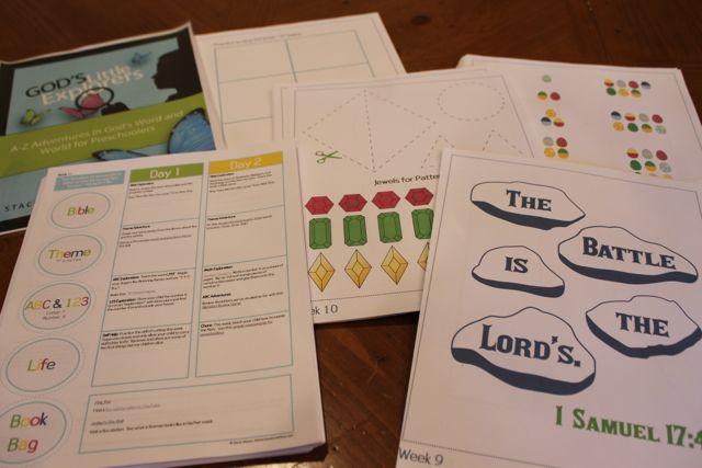 Gods-Little-Explorers-Preschool-Curriculum-3-HappyandBlessedHome.com
