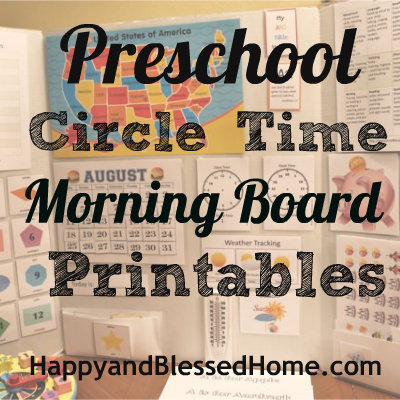 Preschool-Circle-Time-Morning-Board-Printables-HappyandBlessedHome.com