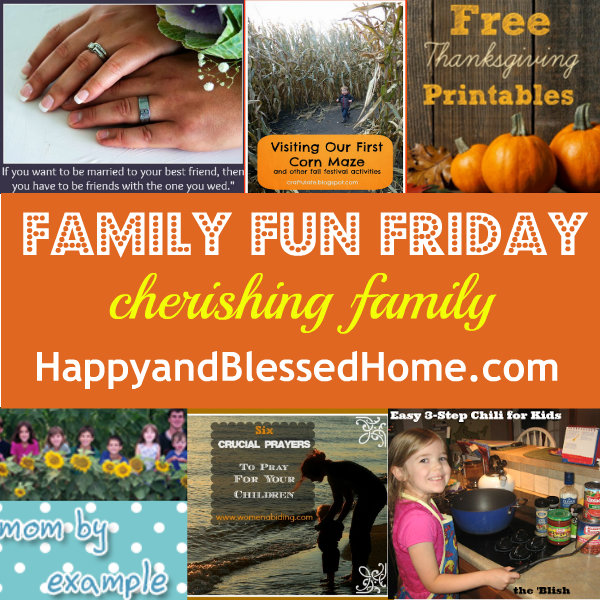 Family-Fun-Friday-Cherishing-Family-HappyandBlessedHome.com