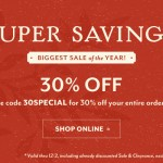 60-70% off at DaySpring plus 30% off everything