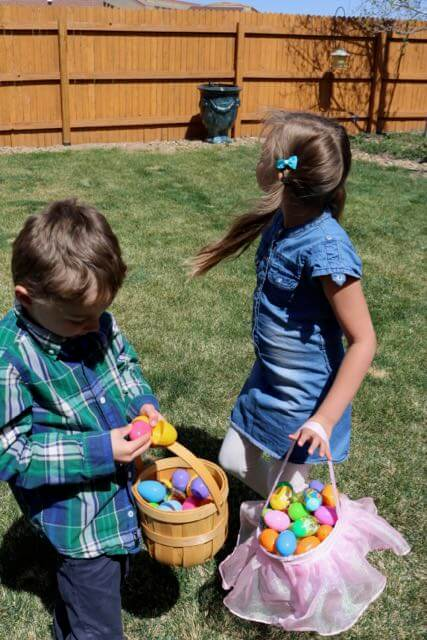 Early Childhood Education and fun with an Egg Hunt
