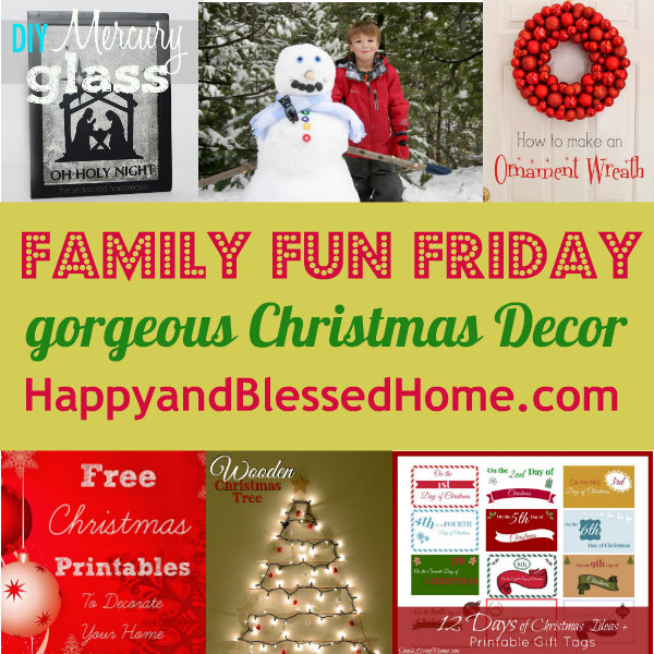Family-Fun-Friday-Gorgeous-Christmas-Decor-HappyandBlessedHome.com