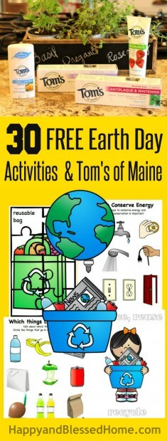 Fun-30-FREE-Earth-Day-Activities-for-Kids-and-FREE-Coloring-Book-from-Toms-of-Maine-from-HappyandBlessedHome.com_