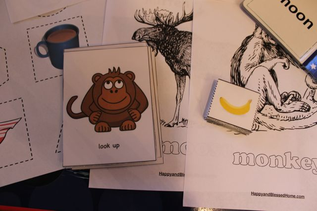 Learn to Read Preschool Alphabet Letter M 5 from HappyandBlessedHome.com