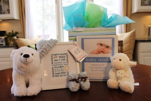 Baby Ready Boy Baby Shower Gift Idea