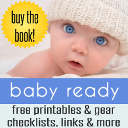 Baby Ready - preparing for and adapting to life with baby