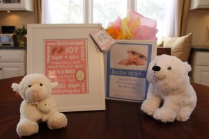 Baby Ready Girl Baby Shower Gift Idea