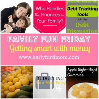 Getting Smart with Money Family Fun Friday