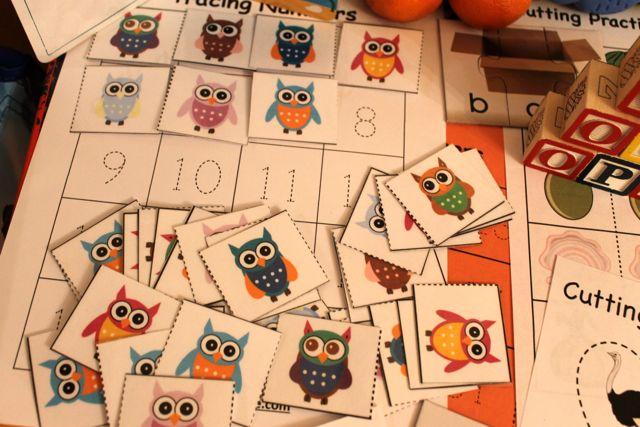 Learn to Read Preschool Alphabet Letter O 3