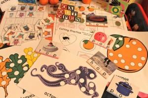 Learn to Read Preschool Alphabet Letter O 4