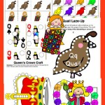Learn to Read Preschool Alphabet Letter Q