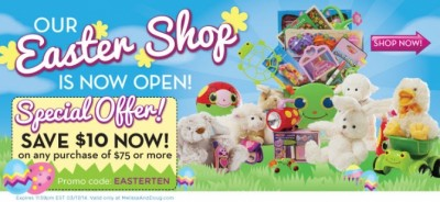 Melissa and Doug Easter Sale