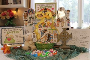 The True Meaning Of Easter Book and Activities