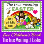 FREE Easter Book for Children