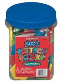 200 Pattern Blocks