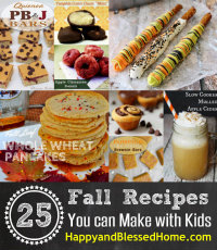 200w 25 Fall Recipes You Can Make with Kids Easy Recipes HappyandBlessedHome