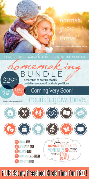 300 Ultiate Homemaking eBook Bundle Coming Soon