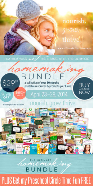 300 Ultimate Homemaking eBook Bundle
