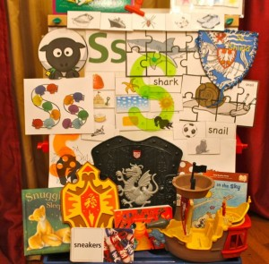 Learn to Read Preschool Alphabet Letter S 5 HappyandBlessedHome.com