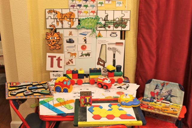 Learn to Read Preschool Alphabet Letter T 4 HappyandBlessedHome.com