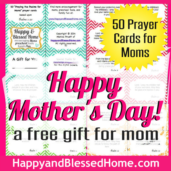 FREE Mothers Day Gift