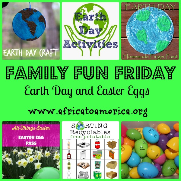 earth day family fun friday