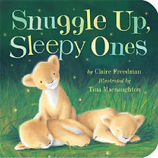 snuggle up sleepy ones book cover