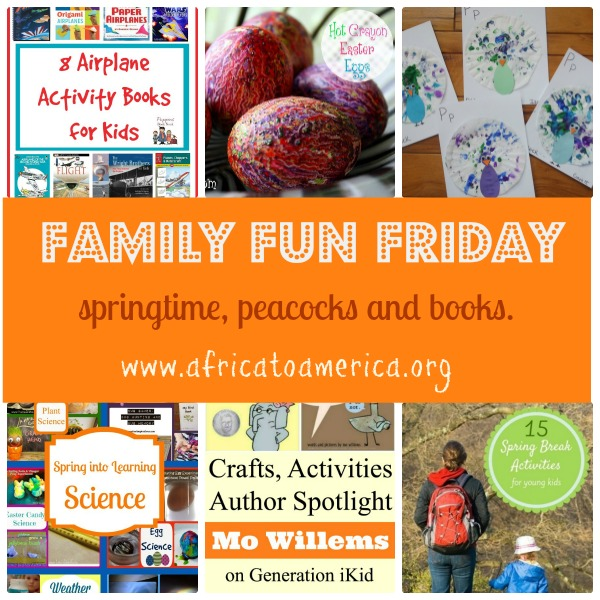spring family fun friday