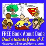 FREE Fathers Day Book