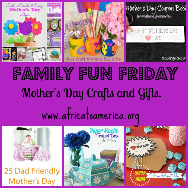600 mothers day gifts and crafts