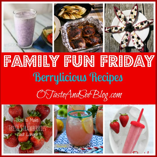 Berrylicious recipes