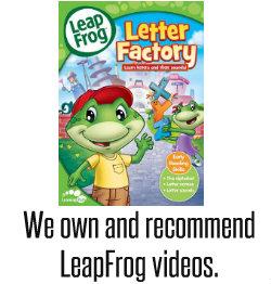 Leap Frog Vidoes
