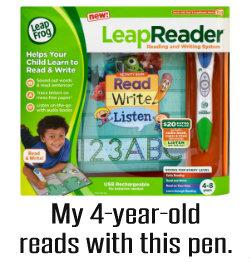 Leap Reader Pen