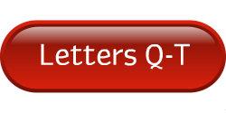 Letters Q-T