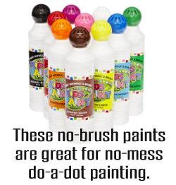 do a dot paints